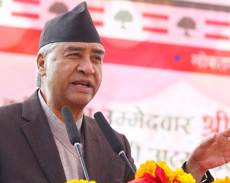 NC will go to election if the apex court endorses PM Oli's move to dissolve parliament: NC Prez Deuba