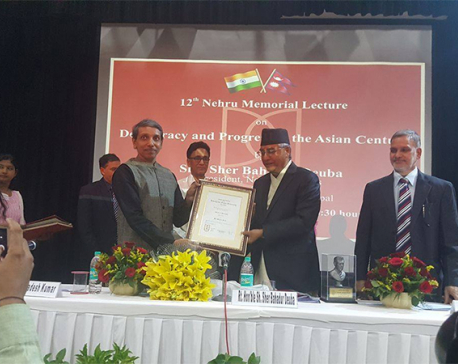 """New constitution the most liberal and democratic in Nepal's modern history"""