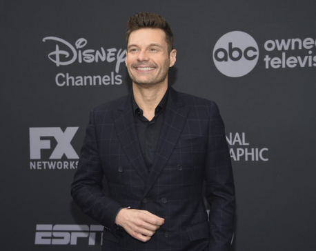 Slow down? Never. Ryan Seacrest says he's busier than ever