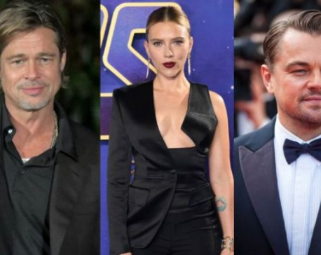 Pitt, DiCaprio, Theron, Johansson among 2020 Golden Globes presenters