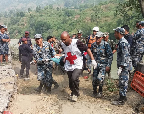 Trishuli death toll rises to 30  (Update)