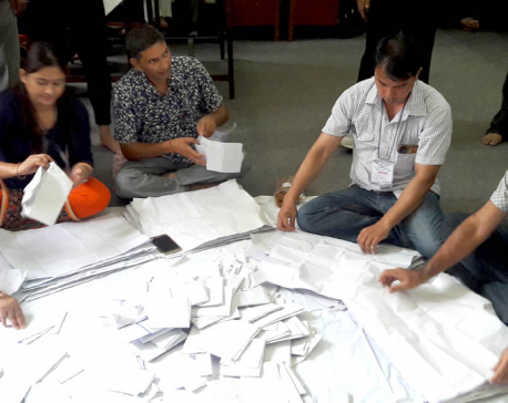 Vote count resumes in Dhangadhi Sub-metropolitan City