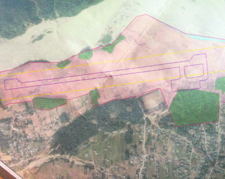 Feasibility report of larger Dharan Airport ready