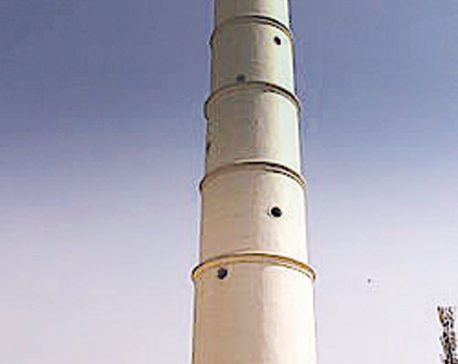 Dharahara reconstruction still uncertain