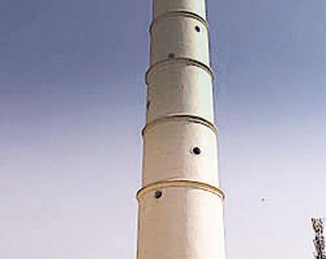 Dharahara reconstruction still uncertain