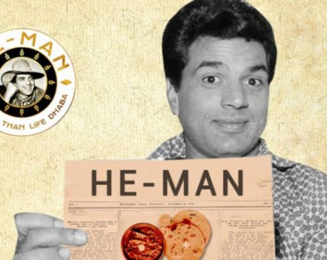 Dharmendra announces launch of his farm to fork restaurant 'He Man'