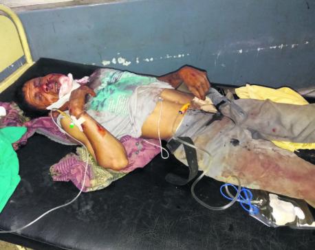 11 die, 17 injured as bus plunges into Karnali River