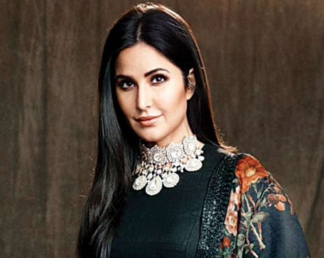 Katrina Kaif completes 15 years in the film industry; says acting has given her an incredible amount of satisfaction