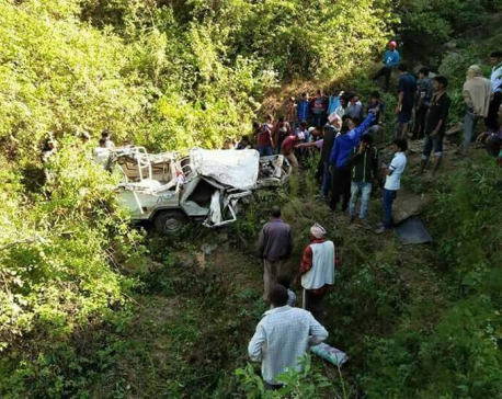Doti jeep accident victims identified