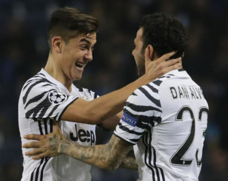 Juventus close in on quarters as substitutes see off Porto