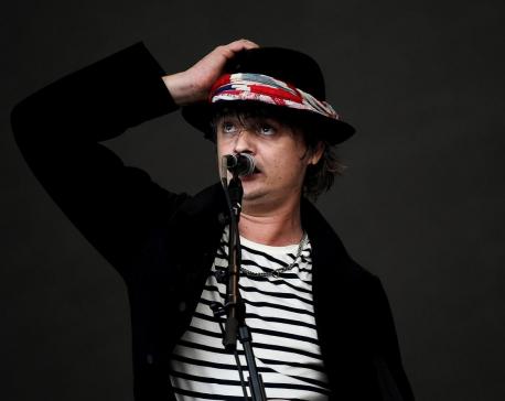 British rocker Doherty likely to admit affray in Paris court plea: lawyer