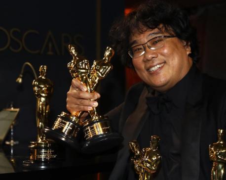 Pro-North Korea daily praises Oscar-winning 'Parasite' for 'exposing' South Korea's reality