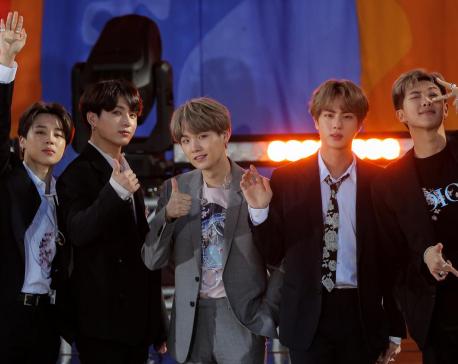 South Korea boy band BTS cancels April Seoul concert on coronavirus concerns
