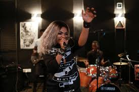 Nigeria's 'Rock Goddess' wants to change people's minds
