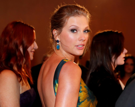 Taylor Swift, Ariana Grande give thumbs up to social distancing to contain coronavirus