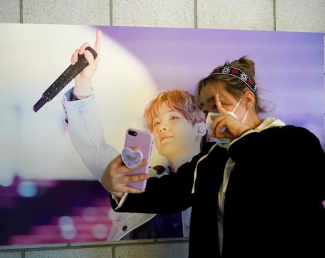 BTS fans keep fervor alive amid coronavirus outbreak