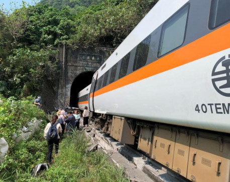 Taiwan train crash kills 36 in deadliest rail tragedy in decades