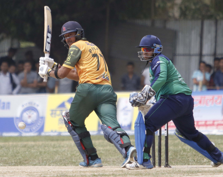 Dhangadi reaches final of DPL; defeats Rupandehi by 92 runs