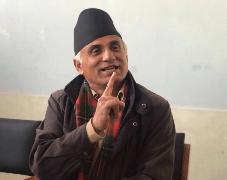 Dr KC dares CJ Parajuli to show certificates