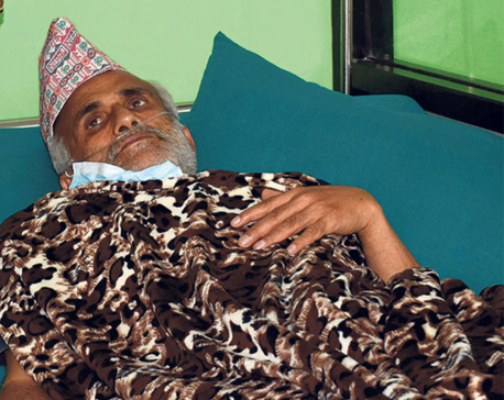 Instead of watching my supporters being thrashed brutally, I will return to Kathmandu: Dr KC