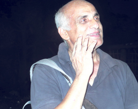 Dr KC threatens to start another hunger strike