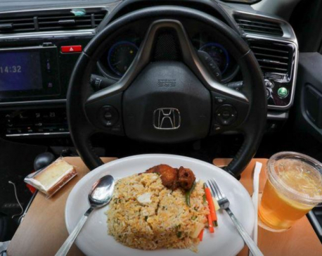 Eager to eat out, Malaysians get a taste for drive-in dining