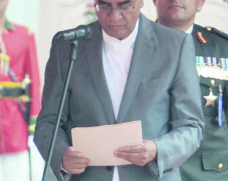 Deuba's return to power: Can he prove 