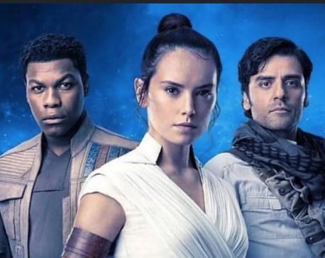 'Star Wars: The Rise of Skywalker' rakes in 35 million dollars on Christmas