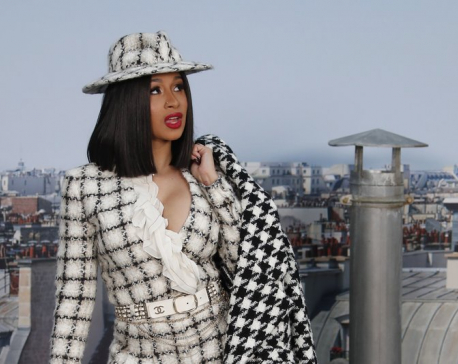 Cardi B's pledge to seek Nigerian citizenship sparks rivalry
