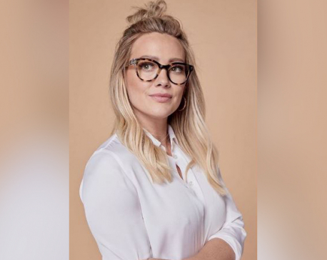 Hilary Duff reveals she got eye infection due to multiple COVID tests