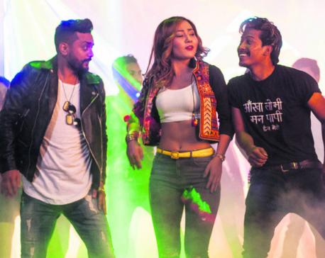 Dui Rupainyan's 'Talkyo Jawani' realeased
