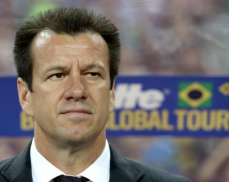 Dunga : I'm only afraid of death, not of sack