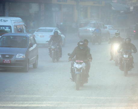 SC orders govt to control dust pollution in Valley