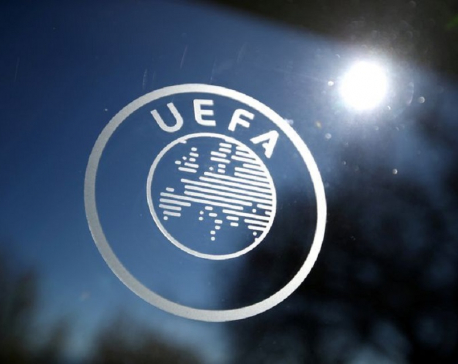 All UEFA soccer matches for next week postponed due to coronavirus