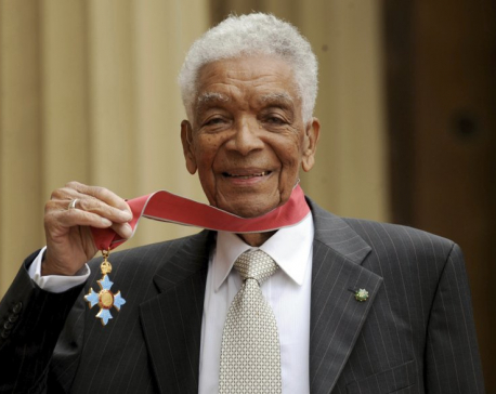 Earl Cameron, pioneering British film actor, dies at 102