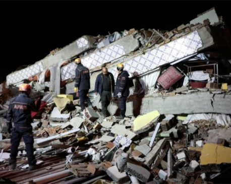 Death toll up to 20 after strong earthquake jolts eastern Turkey