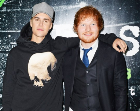 Are Justin Bieber, Ed Sheeran collaborating for new music?