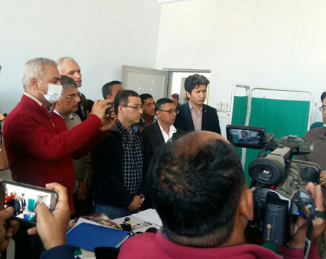 10 editors express solidarity with Dr KC demands, call for no further delays
