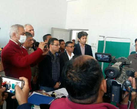 10 editors express solidarity with Dr KC demands, call for no further delays