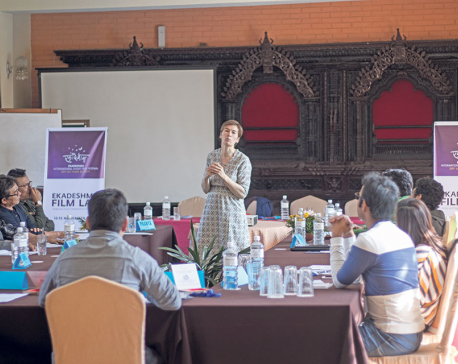 Ekadeshma Workshop for Directors, Producers