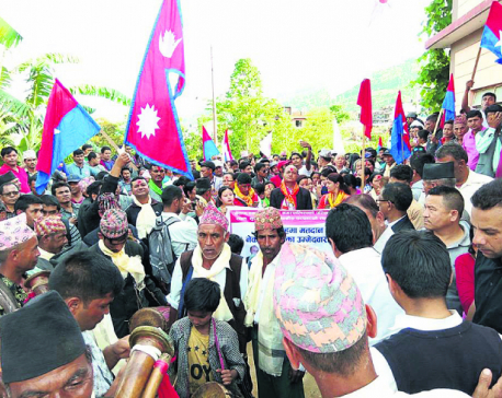 Election activities gather pace