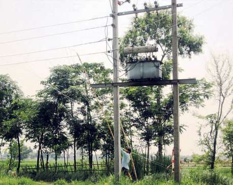 50% power leakage in rural areas of Simraungadh