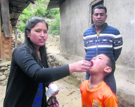 Elephantiasis virus found in Narayansthan and Kushmisera in Baglung