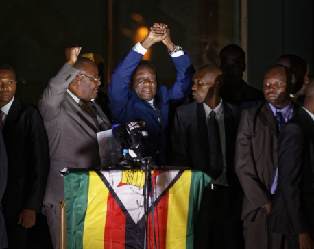 Zimbabwe, facing new leader, wonders 'Where is Mugabe?'