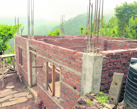 Engineers extorting commission from quake victims in Dhading