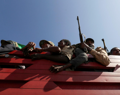 Airports near Ethiopia's Tigray state attacked with rockets, government says