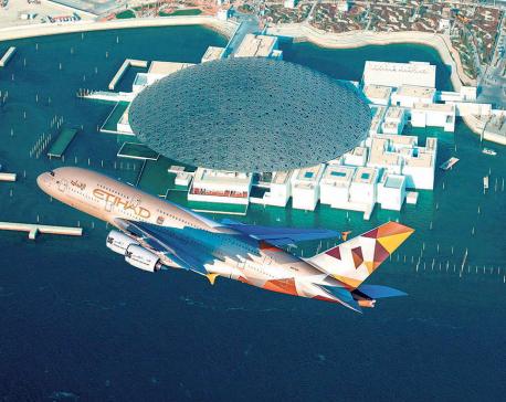 ETIHAD AIRWAYS MARKS OPENING OF LOUVRE ABU DHABI
