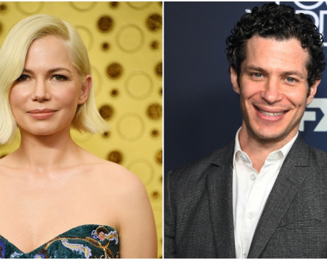 Michelle Williams-Thomas Kail expecting first child together, get engaged