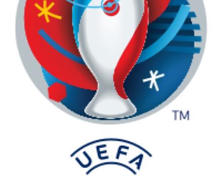 UEFA fines Russian soccer federation 150,000 euros