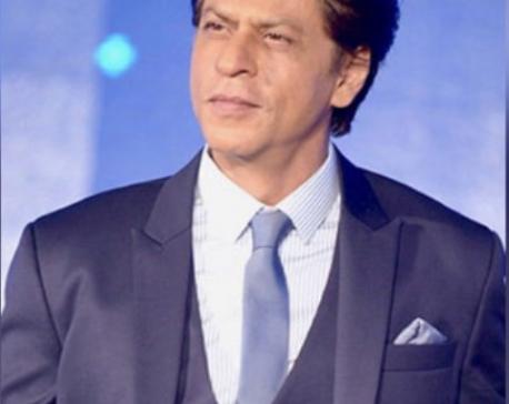 Shah Rukh Khan honored at Joy Forum19 in Riyadh
